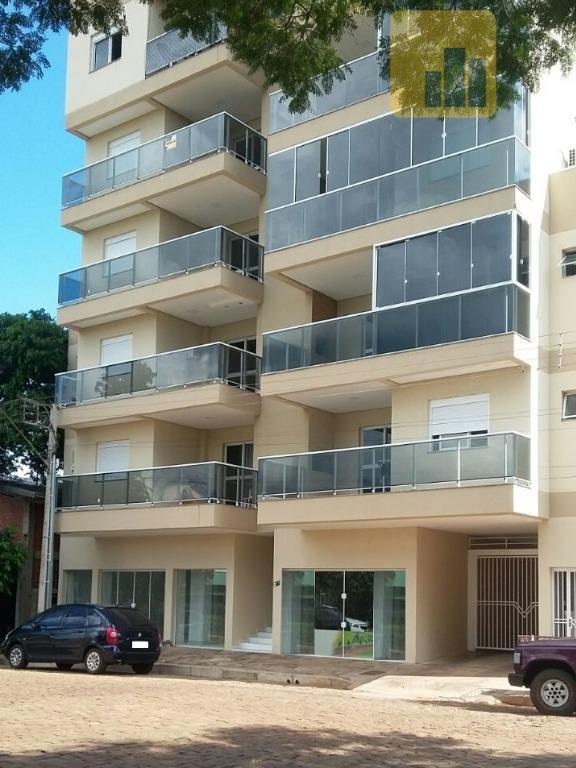Apartamento residencial à venda, Centro, Não-Me-Toque - AP0018.