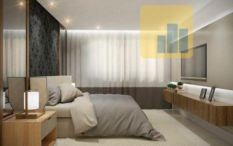 pré-lançamento - residencial copacabanaapartamentos do 303 à 903 com:- 02 dormitórios, sendo uma suíte- 02 banheiros-...