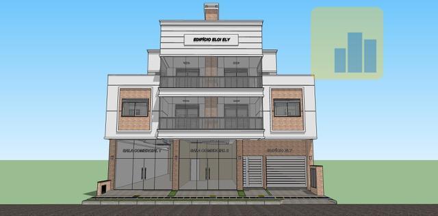 Kitnet residencial à venda, Vila Nova, Não-Me-Toque.