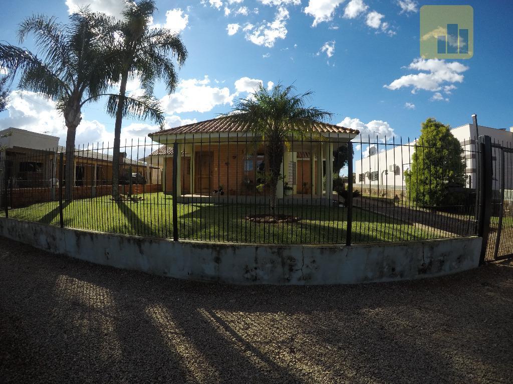 Casa Residencial com 164,31 m² de área construída - À venda - Boa Vista, Não-Me-Toque.