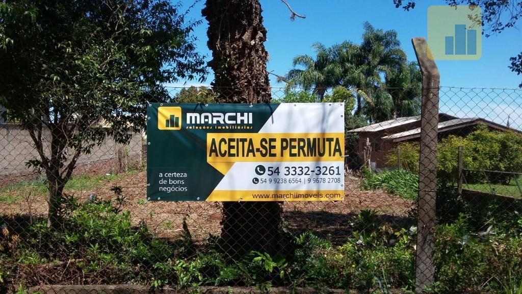 excelente terreno residencial - bairro vila novadisponibilizando de 700 m², sendo 14 metros de frente para...