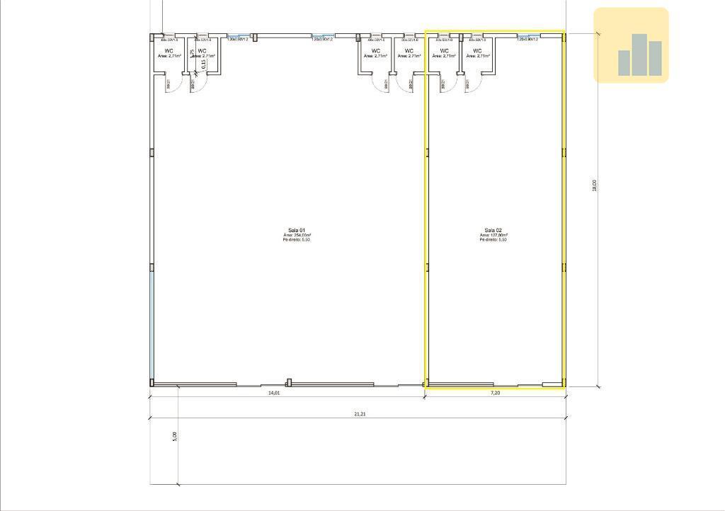 excelente sala comercial na avenida dr. waldomiro graeff - em fase final de construçãodisponibilizando de 126,00...