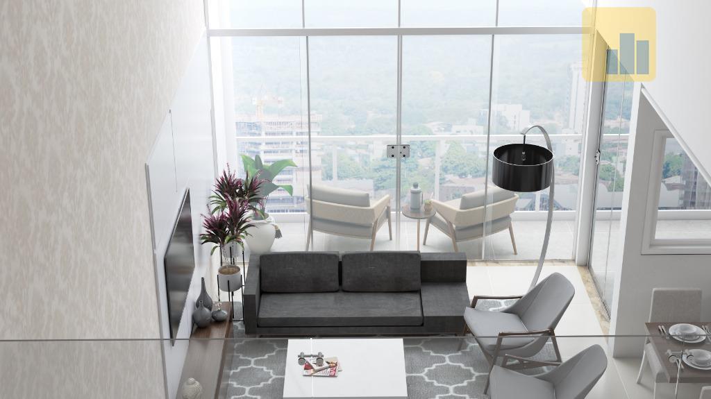 pré-lançamento - residencial angraapartamentos duplex com:- 3 dormitórios, sendo três suítes- 03 banheiros- lavabo- sala de...
