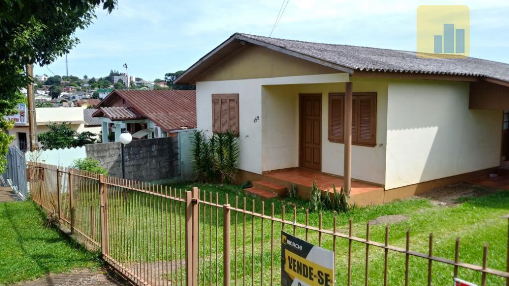 Casa residencial para venda e locação, Centro, Não-Me-Toque - CA0040.