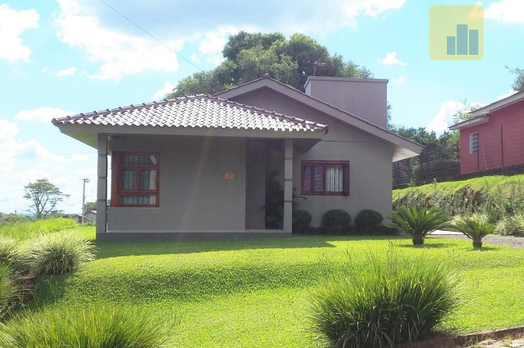 Casa residencial à venda, Vila Nova, Não-Me-Toque - CA0089.