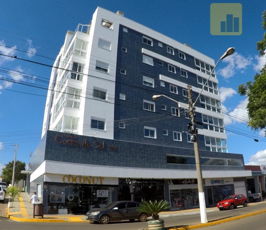 Apartamento com 3 dormitórios Novo à venda, 162,39 m², com isolamento acústico  - Centro - NMT/RS