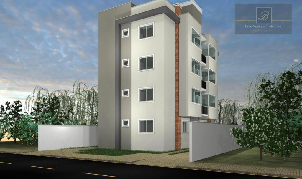 Apartamento residencial à venda, Floresta, Joinville - AP0006.