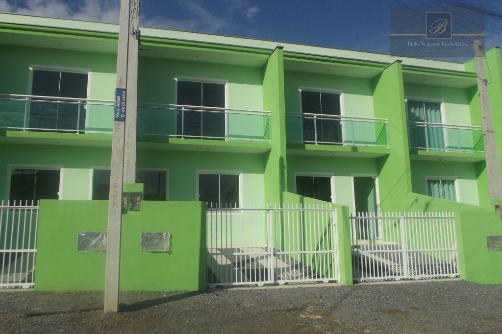 Sobrado residencial à venda, Santa Catarina, Joinville.