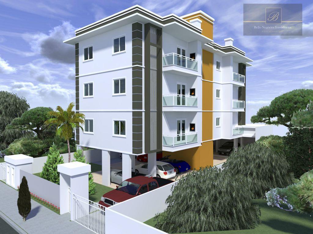 Apartamento  residencial à venda, Boa Vista, Joinville.