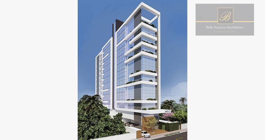 Apartamento  residencial à venda, Glória, Joinville.