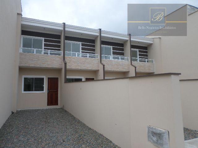 Sobrado  residencial à venda, Espinheiros, Joinville.