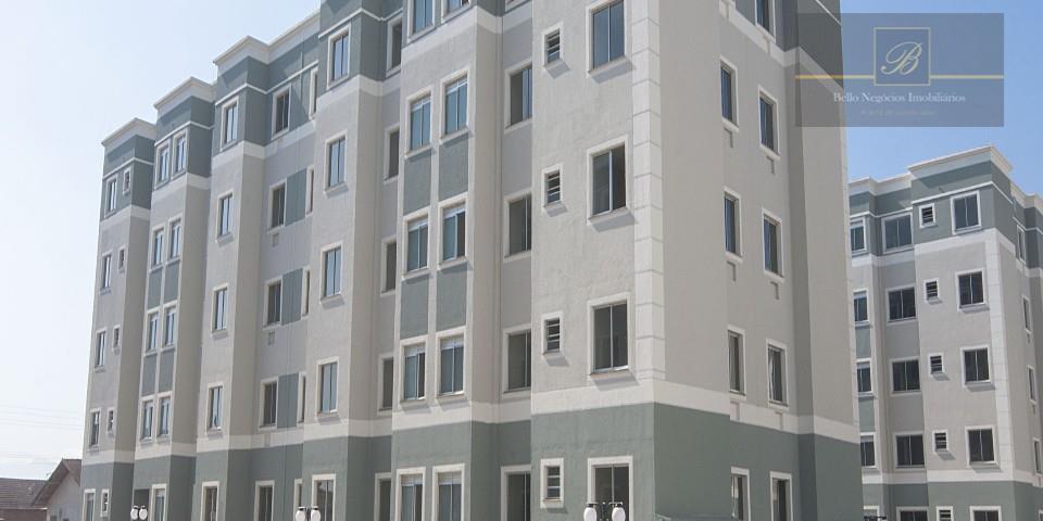 Apartamento  residencial à venda, Aventureiro, Joinville.
