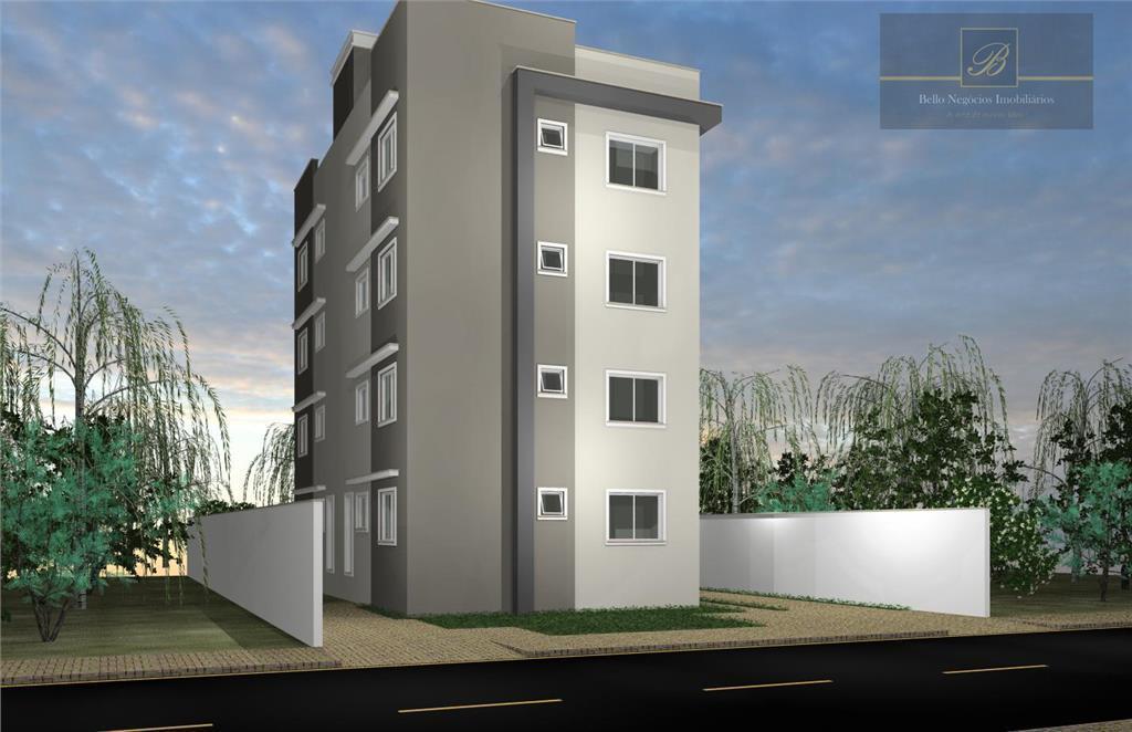 Apartamento residencial à venda, Floresta, Joinville - AP0684.