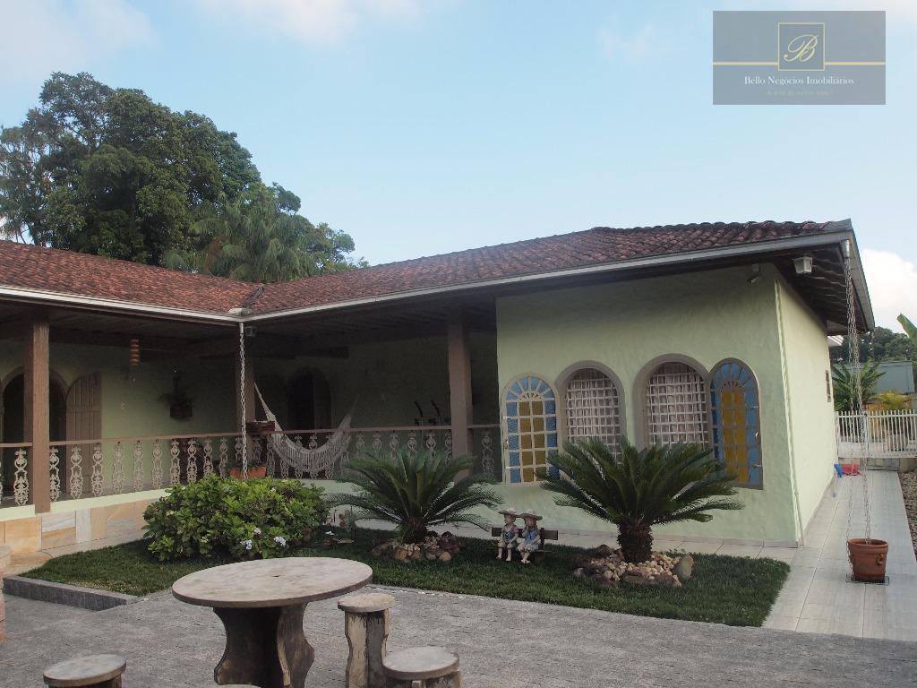 Casa residencial à venda, Glória, Joinville.