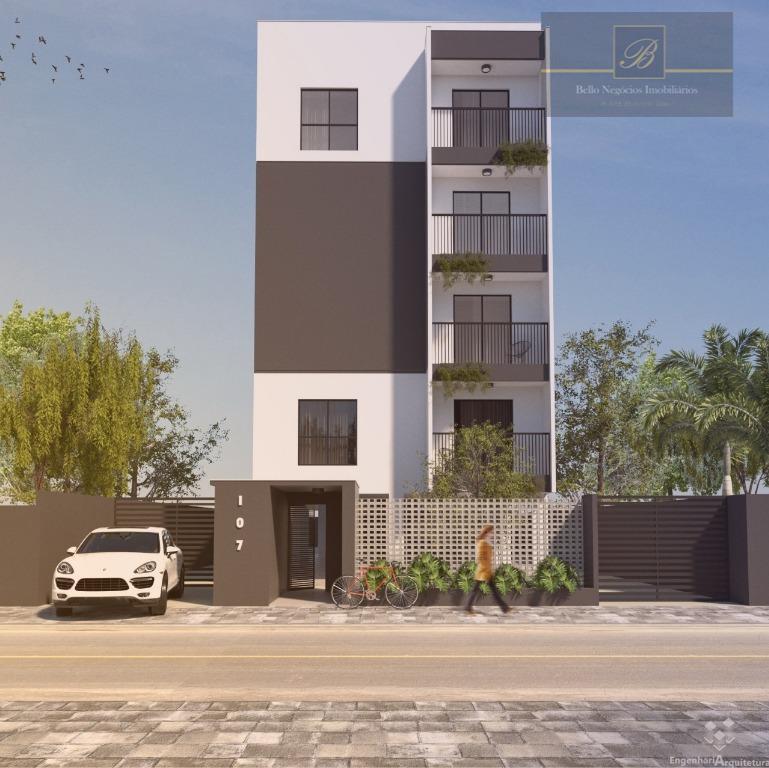 Apartamento residencial à venda, Costa e Silva, Joinville.