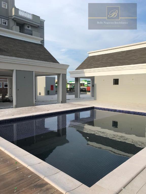 Apartamento com 2 dormitórios à venda, 61 m² por R$ 286.107 - Costa e Silva - Joinville/SC