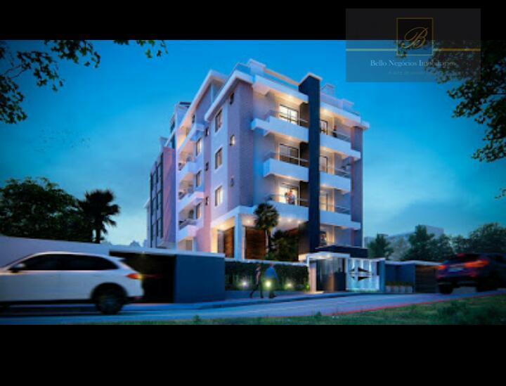 Apartamento com 2 dormitórios à venda, 106 m² por R$ 530.450 - Costa e Silva - Joinville/SC