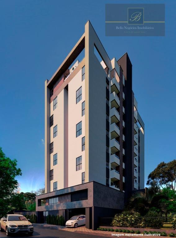 Cobertura com 3 dormitórios à venda, 96 m² por R$ 918.973 - Santo Antônio - Joinville/SC