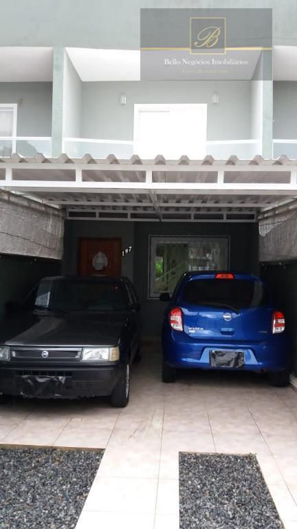 Sobrado à venda por R$ 235.000 - Vila Nova - Joinville/SC