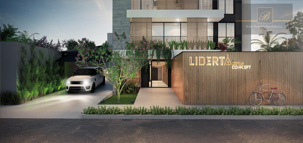 Cobertura com 3 dormitórios à venda, 134 m² por R$ 890.000 - América - Joinville/SC