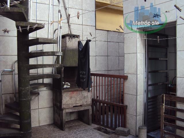 Sobrado de 3 dormitórios à venda em Jardim Santa Lídia, Guarulhos - SP
