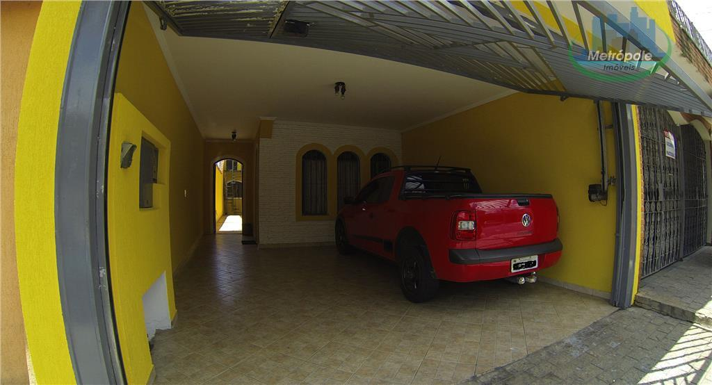 Sobrado de 3 dormitórios em Jardim América, Guarulhos - SP