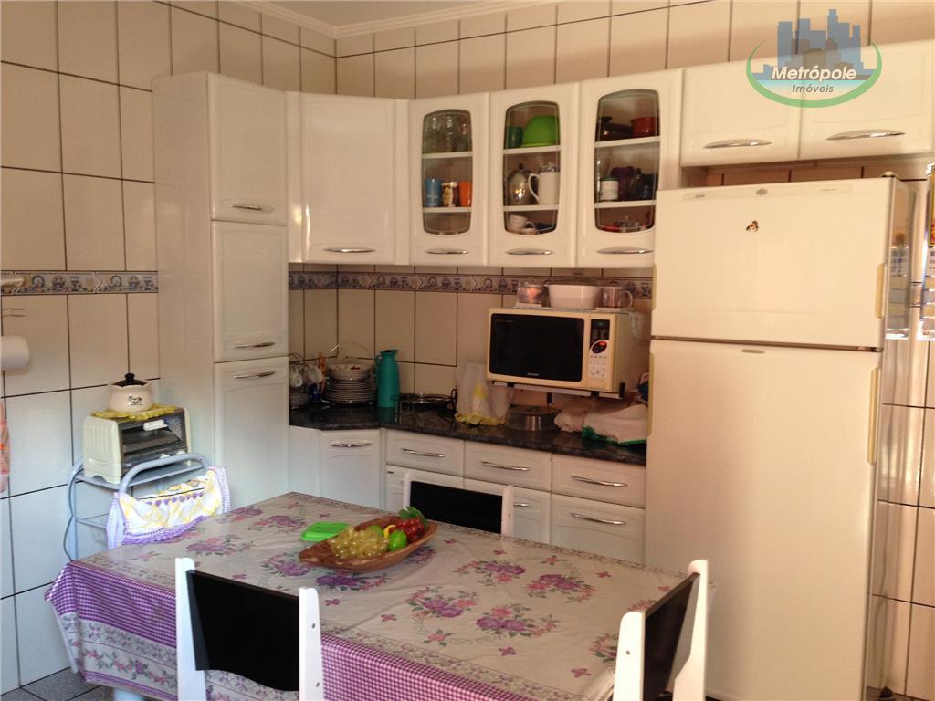 Sobrado de 3 dormitórios em Jardim Acácio, Guarulhos - SP