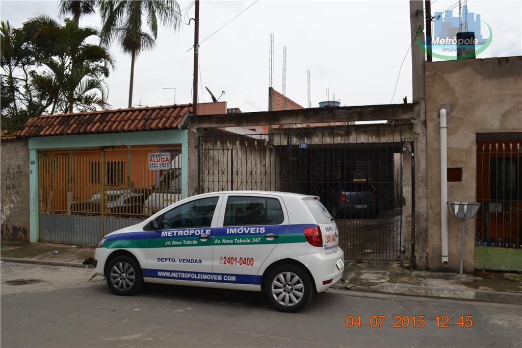 Casa de 1 dormitório à venda em Parque Santos Dumont, Guarulhos - SP