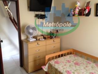 Sobrado de 4 dormitórios em Picanco, Guarulhos - SP