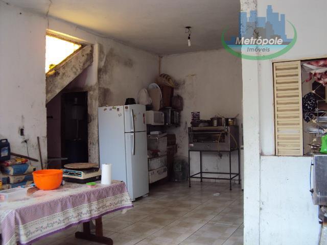 Casa de 4 dormitórios em Recreio São Jorge, Guarulhos - SP