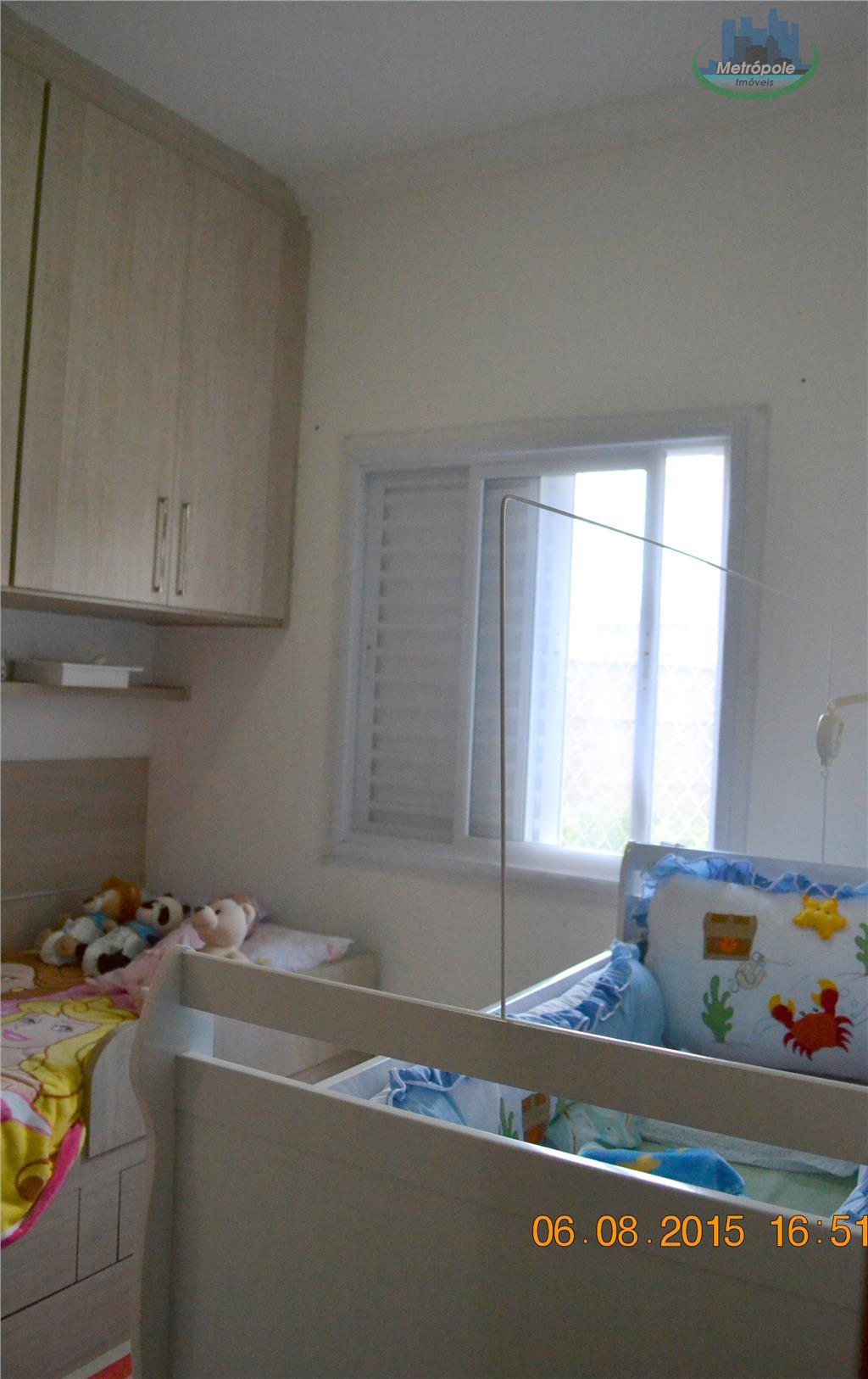 Apartamento de 2 dormitórios em Jardim Nova Taboão, Guarulhos - SP