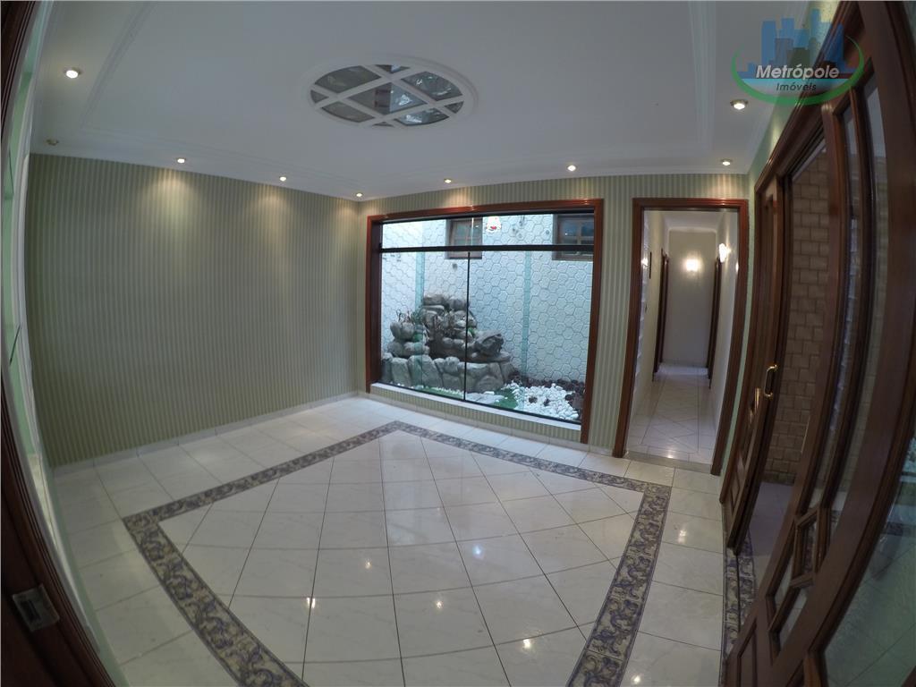 Casa residencial para venda e locação, Jardim Santa Cecília, Guarulhos - CA0058.