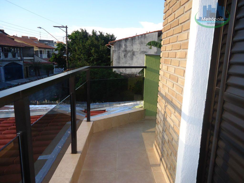 Sobrado de 2 dormitórios em Jardim Santa Clara, Guarulhos - SP