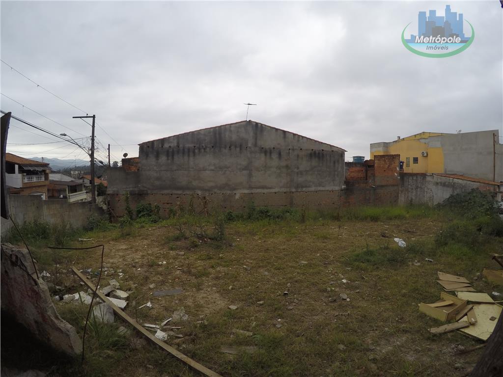 Terreno à venda em Parque Continental Ii, Guarulhos - SP