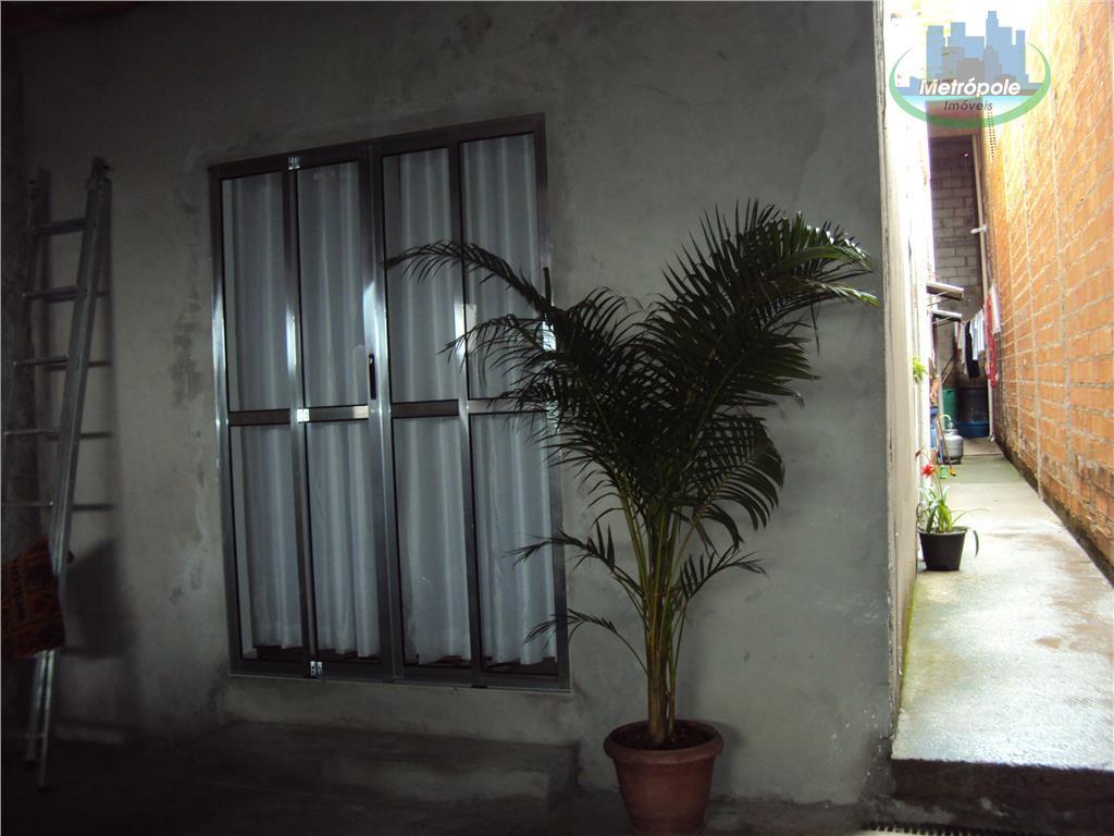 Sobrado de 2 dormitórios em Parque Mikail, Guarulhos - SP