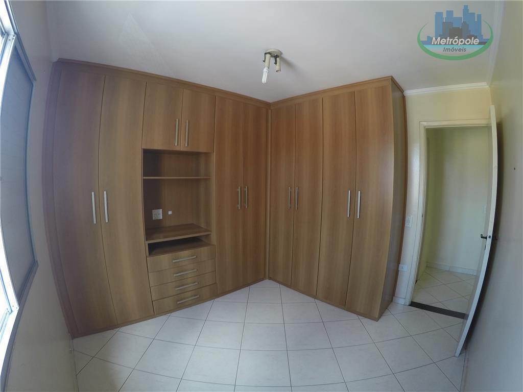 Apartamento residencial à venda, Jardim Odete, Guarulhos - AP0078.