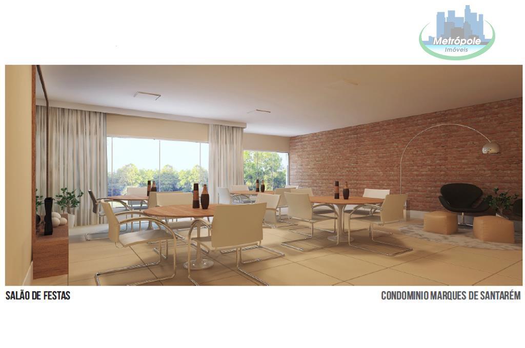 Apartamento de 2 dormitórios à venda em Cidade Jardim Cumbica, Guarulhos - SP