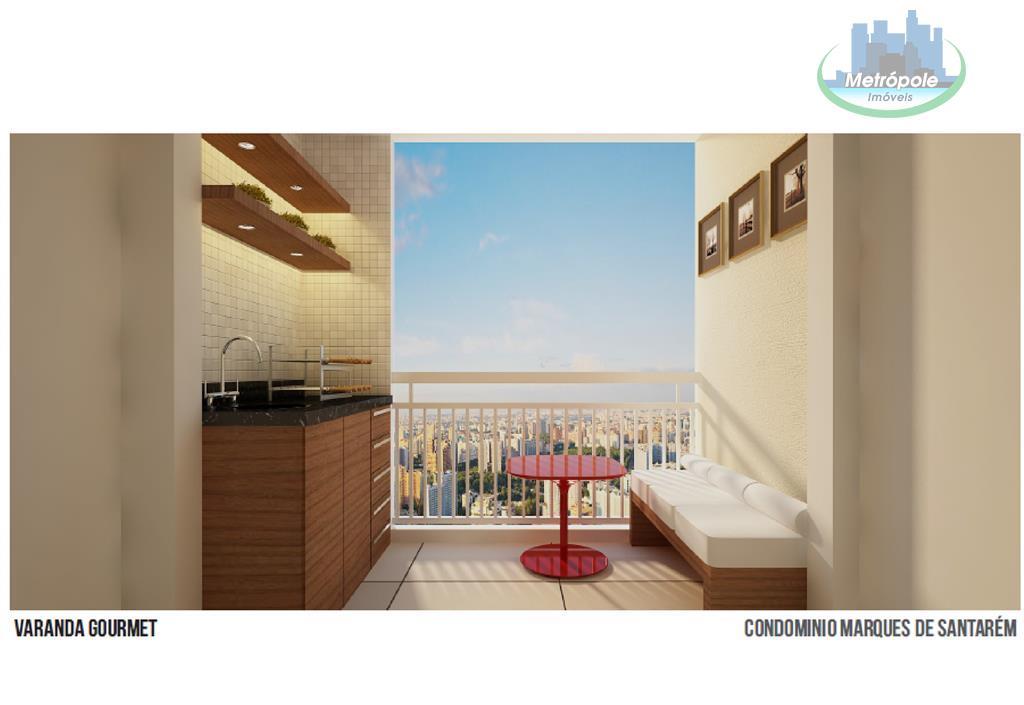 Apartamento de 3 dormitórios à venda em Cidade Jardim Cumbica, Guarulhos - SP
