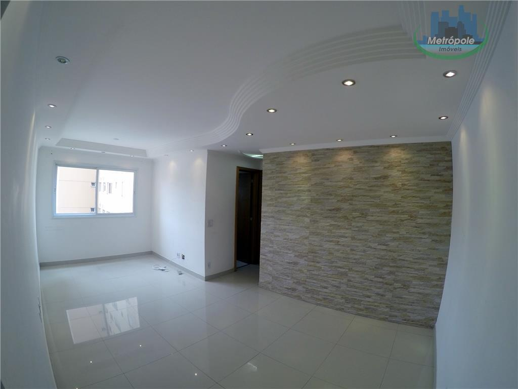 Apartamento residencial à venda, Jardim Nova Taboão, Guarulhos - AP0100.