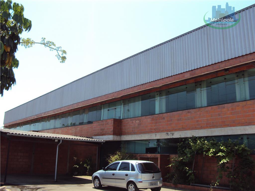 Galpão à venda em Parque Santo Agostinho, Guarulhos - SP