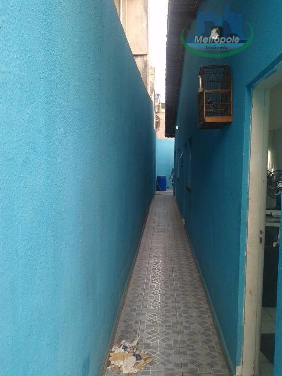 Casa de 2 dormitórios em Jardim Presidente Dutra, Guarulhos - SP