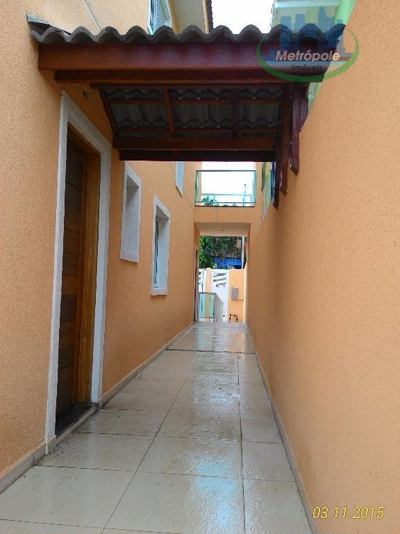 Sobrado de 3 dormitórios em Vila Fátima, Guarulhos - SP