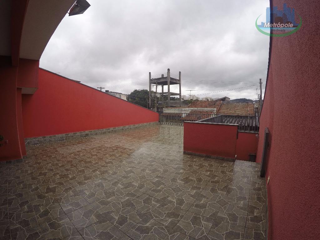 Casa de 4 dormitórios à venda em Jardim Nova Taboão, Guarulhos - SP