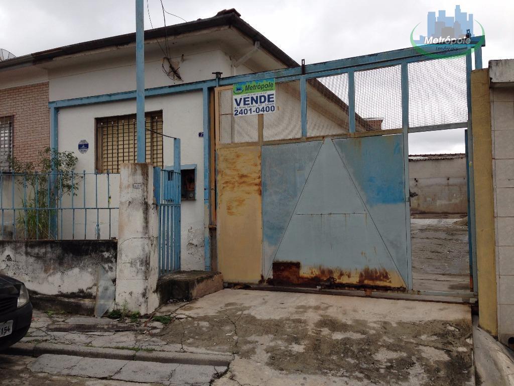 Terreno comercial para venda e locação, Vila Guilherme, São Paulo - TE0015.