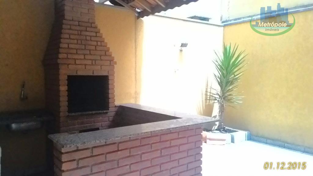 Sobrado de 4 dormitórios em Jardim Adriana, Guarulhos - SP