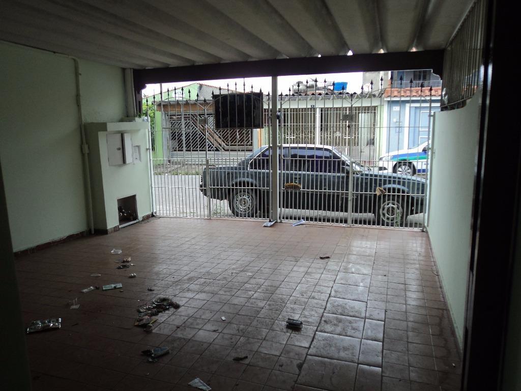 Sobrado  residencial para locação, Vila Barros, Guarulhos.