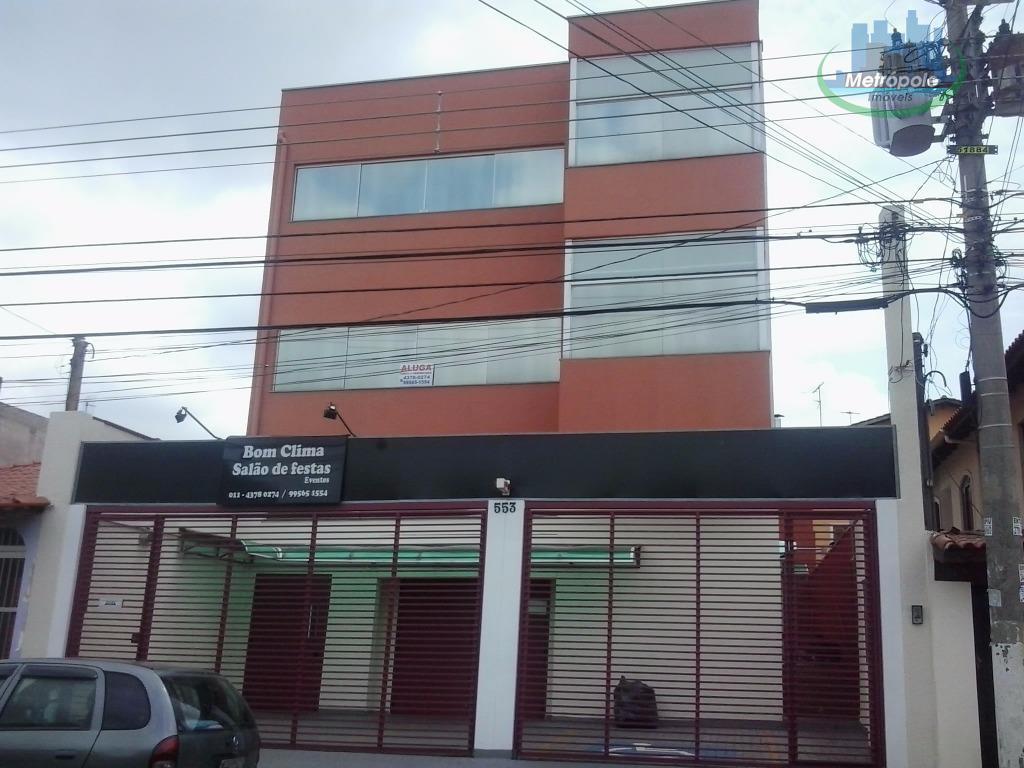 Salão  comercial para venda e locação, Jardim Bom Clima, Guarulhos.