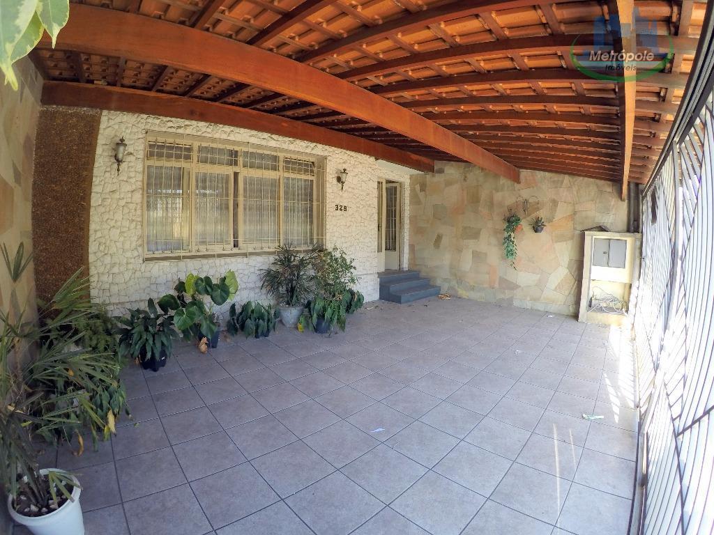 Casa residencial à venda, Jardim Nova Taboão, Guarulhos - CA0187.