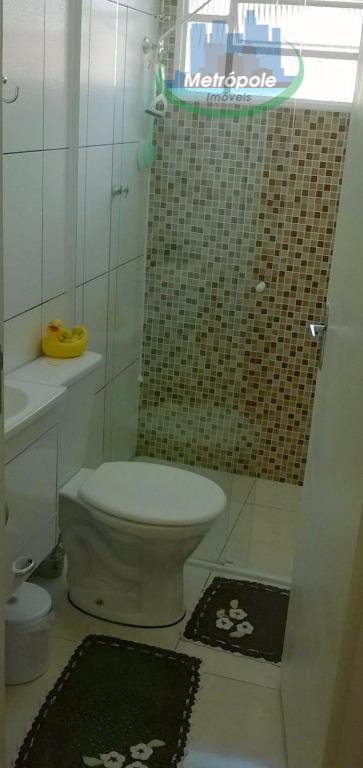Apartamento de 2 dormitórios em Vila Nova Bonsucesso, Guarulhos - SP