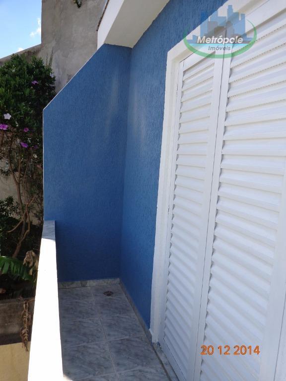 Sobrado de 2 dormitórios à venda em Parque Santos Dumont, Guarulhos - SP